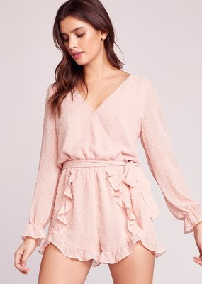 BB Dakota Chiffon My Mind Ruffle Romper *More Colours*
