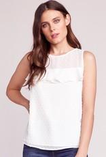BB Dakota Some Like It Dot Sleevless Sleeveless Top *More Colours*
