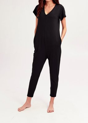Smash + Tess Smash + Tess - Sunday Romper in Black
