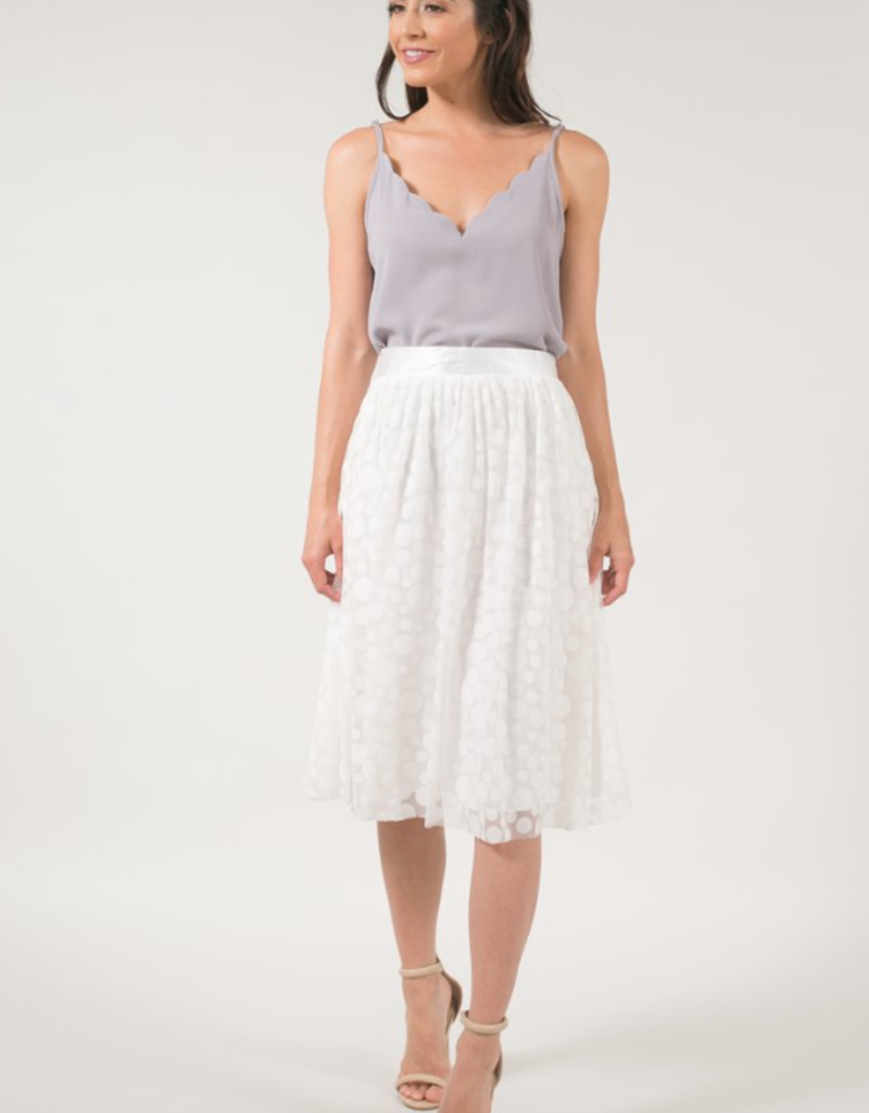 Space46 Scalloped Camisole *More Colours*
