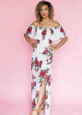 Roe + May Brooke-Lynn Maxi Dress