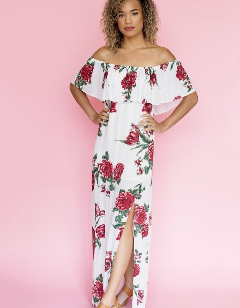 Roe + May Brooke-Lynn Maxi Dress