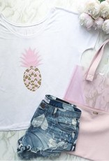 Adorn Collection Adorn Collection - Pineapple Tee