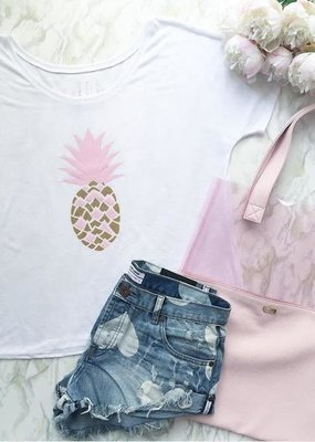 Adorn Collection Clothing Adorn Collection - Pineapple Tee