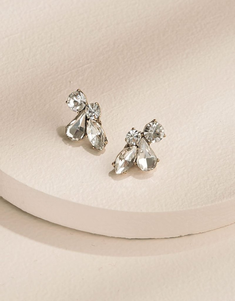 Olive and Piper Olive + Piper - Leah Studs
