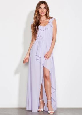 Ali & Jay Sure Thing Lavender Maxi Dress