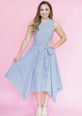 InWear Sevilla Pin-Stripe Dress