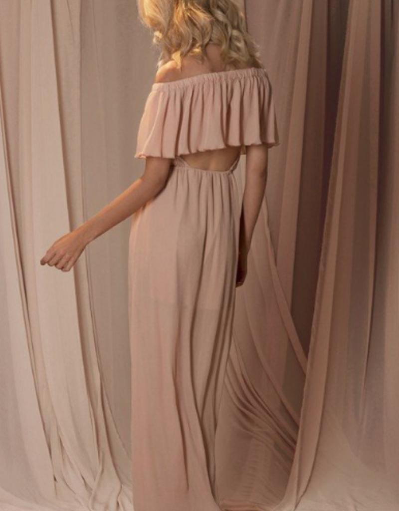 The JetSet Diaries The Jetset Diaries - Moana Maxi Dress