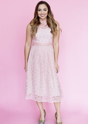 JOA Rosie Lace Top