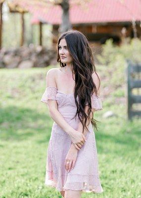 ASTR Poppy Lace Dress