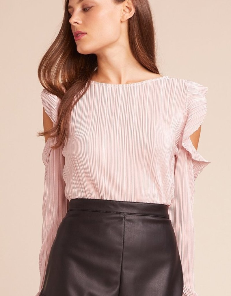 BB Dakota Molly Cold Shoulder Blouse