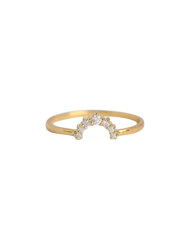 Leah Alexandra Leah Alexandra - Rainbow Ring