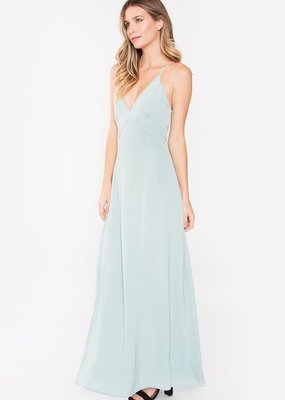 Sugarlips Maida Plunging Maxi Dress
