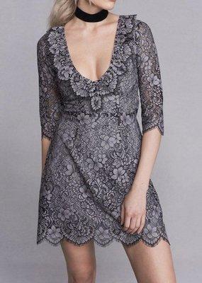 For Love and Lemons For Love and Lemons - Theodora Mini Dress