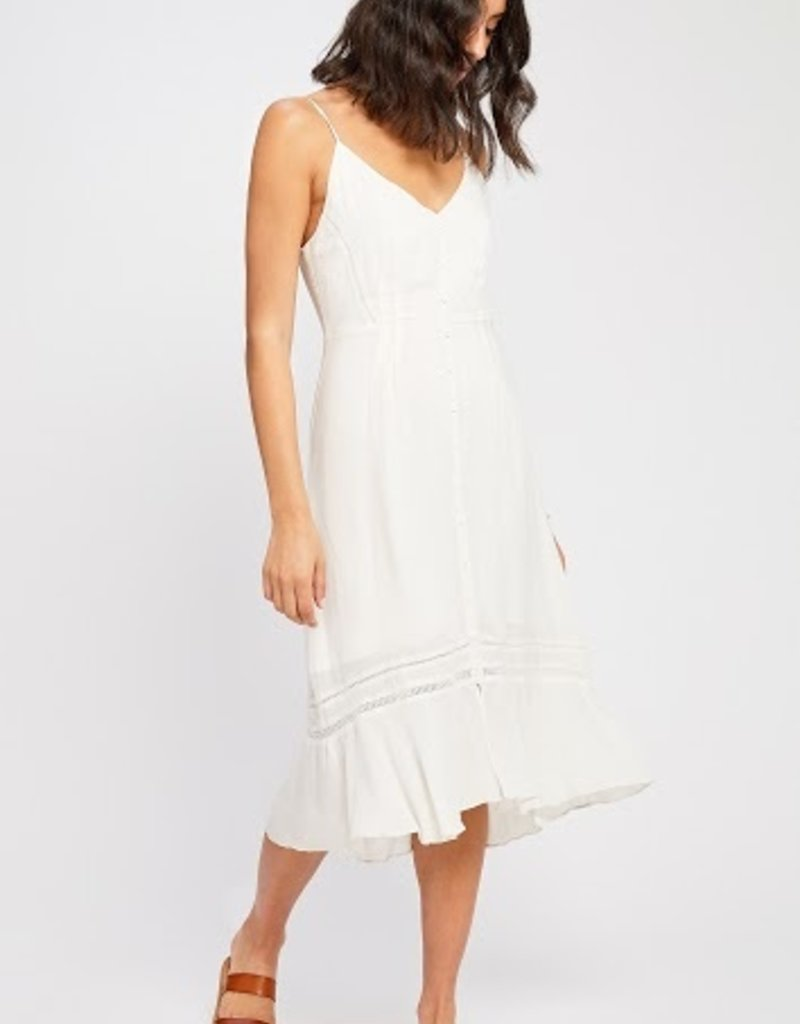 Gentle Fawn Gentle Fawn - Belafonte Dress in Ivory