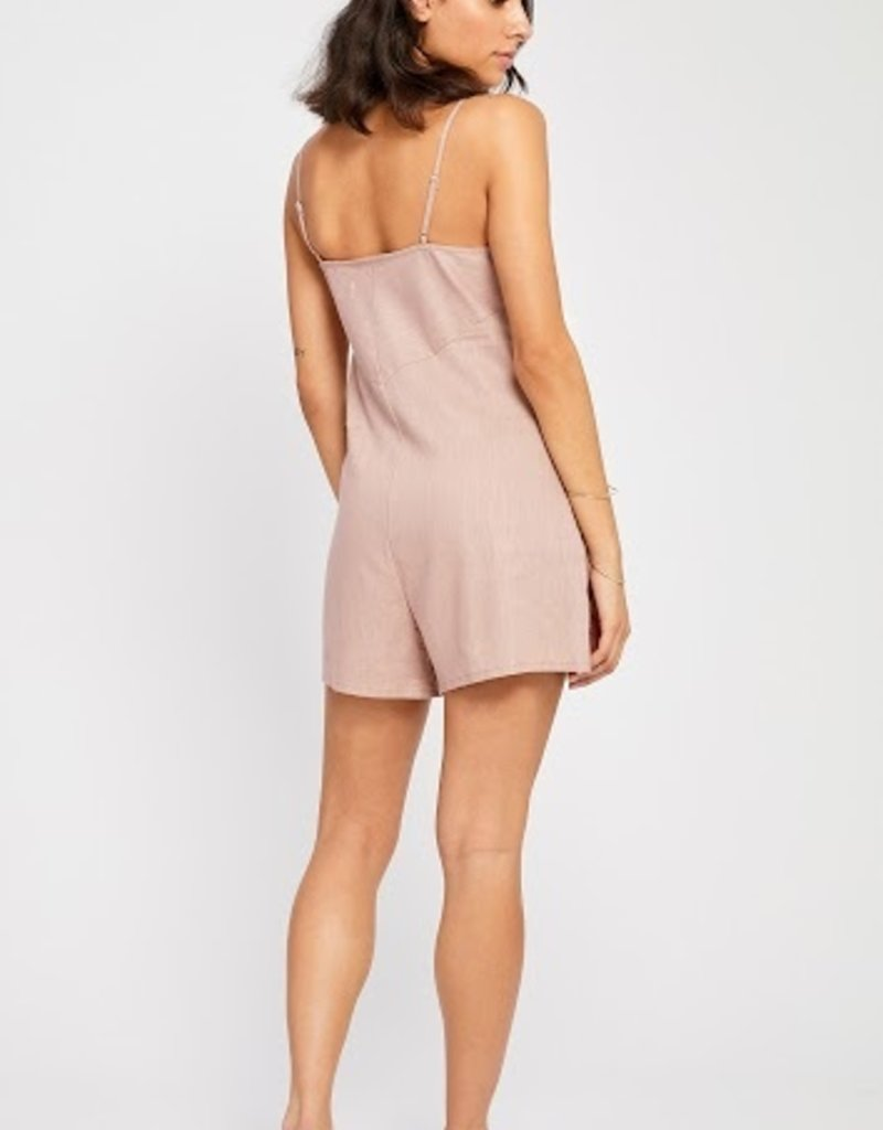 Gentle Fawn Gentle Fawn - Laverne Strappy Romper *More Colours*