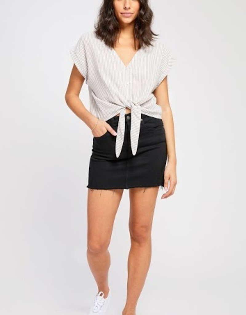 Gentle Fawn Gentle Fawn - Tercet Tied Top *More Colours*