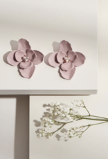 Olive & Piper Olive & Piper - Selva Floral Studs *More Colours*