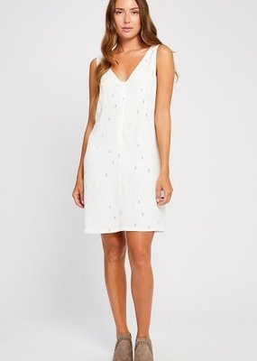 Gentle Fawn Gentle Fawn - Eloise Dress With Triangle Details