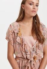 Part Two Remington Floral Wrap Midi Dress