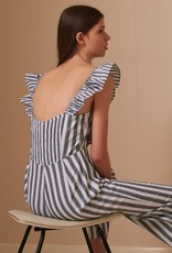 The Fifth Label Flora Striped Jumpsuit