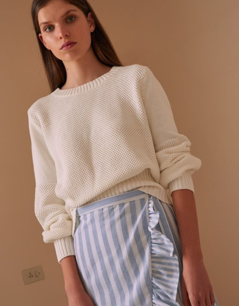 The Fifth Label Flora Striped Skirt