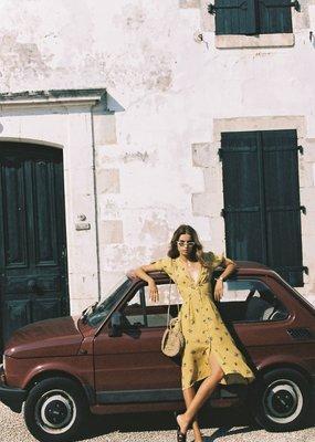 Faithfull Faithfull - Billie Midi Dress