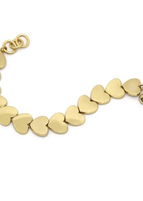Sugar Blossom Sara Heart Bracelet