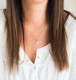 "Melanie Auld Jillian Harris and Melanie Auld Adorned Charm Collection - Cable Chain 16"" with 2"" Extension"