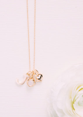 Melanie Auld Pre-Order - Jillian Harris for MA Charm Collection Stone Charm