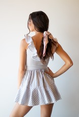 Maccs the Label Bella Striped Dress