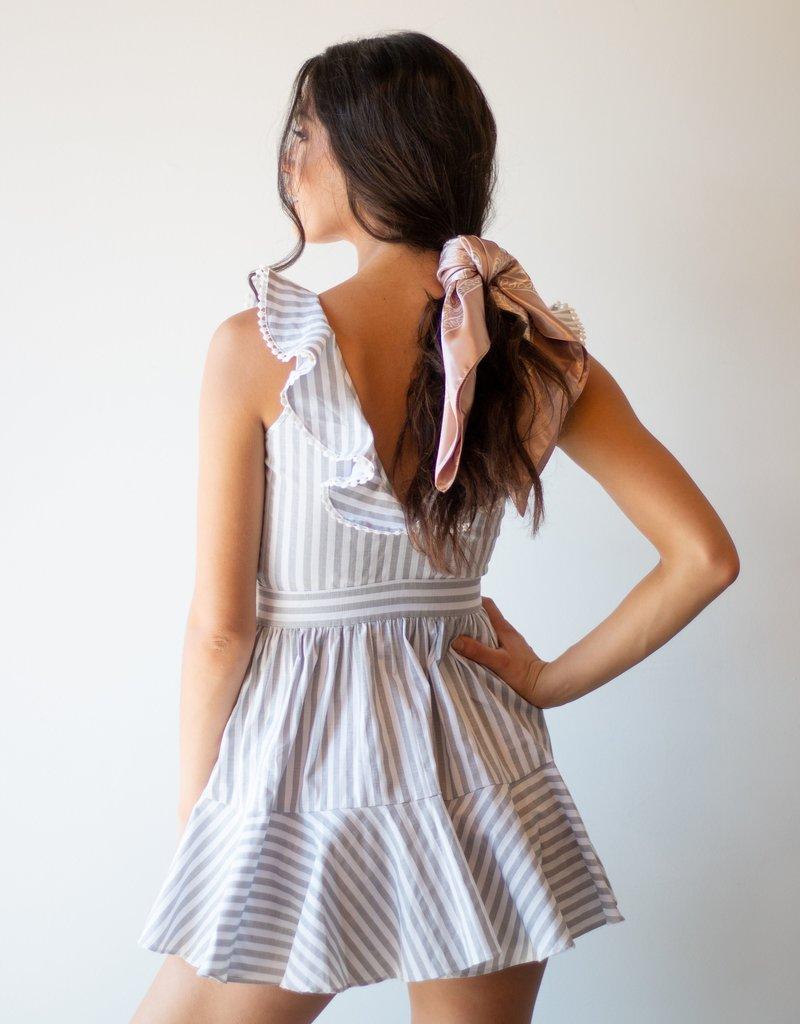Maccs the Label Bella Striped Dress