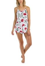 Privilege Secret Garden Floral Romper