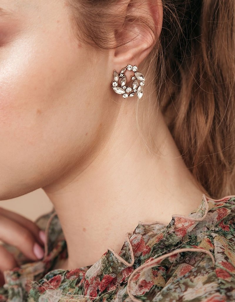 Olive & Piper Mila Earrings - Gold