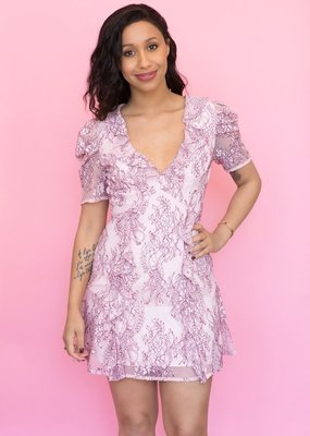 Keepsake Keepsake the Label - Hold On Lace Dress
