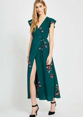 Gentle Fawn Gentle Fawn - Alba Floral Wrap Maxi
