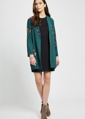 Gentle Fawn Gentle Fawn - Montana Printed Blazer