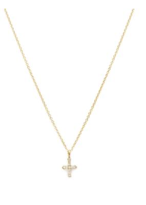 Leah Alexandra Leah Alexandra - Cross Necklace