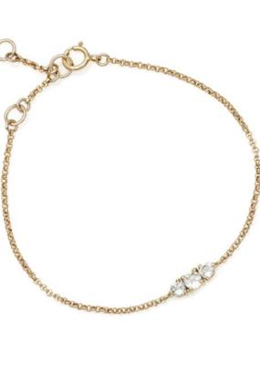 Leah Alexandra Leah Alexandra - Circa Bracelet in Gold