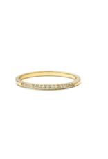 Leah Alexandra Leah Alexandra Demi Glint Ring