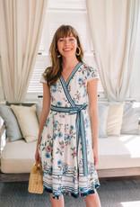 Gal Meets Glam Teresa Floral Dress