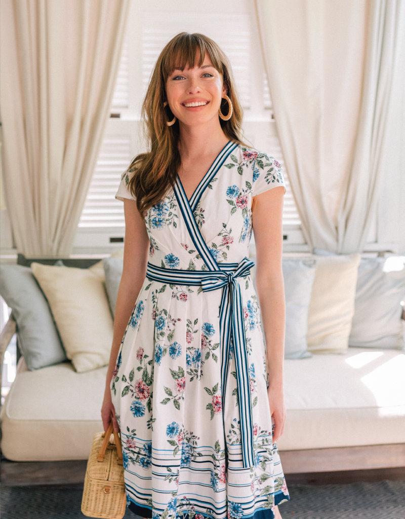 Gal Meets Glam Teresa Floral Mini Dress