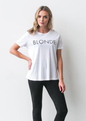 Brunette the Label Brunette The Label - Ryan Tee - Blonde