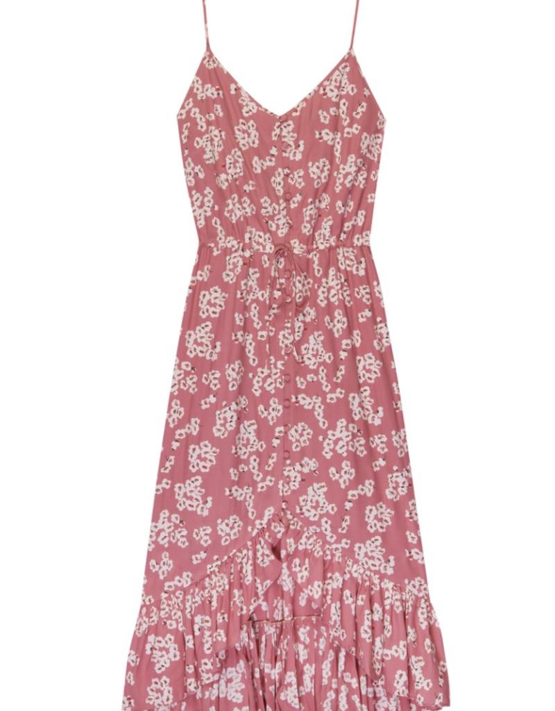 Rails Frida - Tank Midi Dress in Sakura