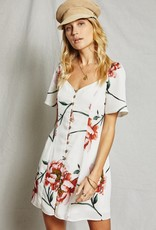 Sage the Label Just Like Heaven Floral Dress