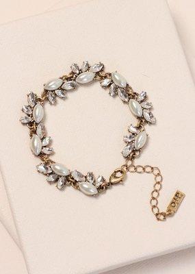 Olive & Piper Olive & Piper - Edna Pearl Bracelet
