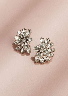 Olive & Piper Olive & Piper - Luxe Cluster Studs