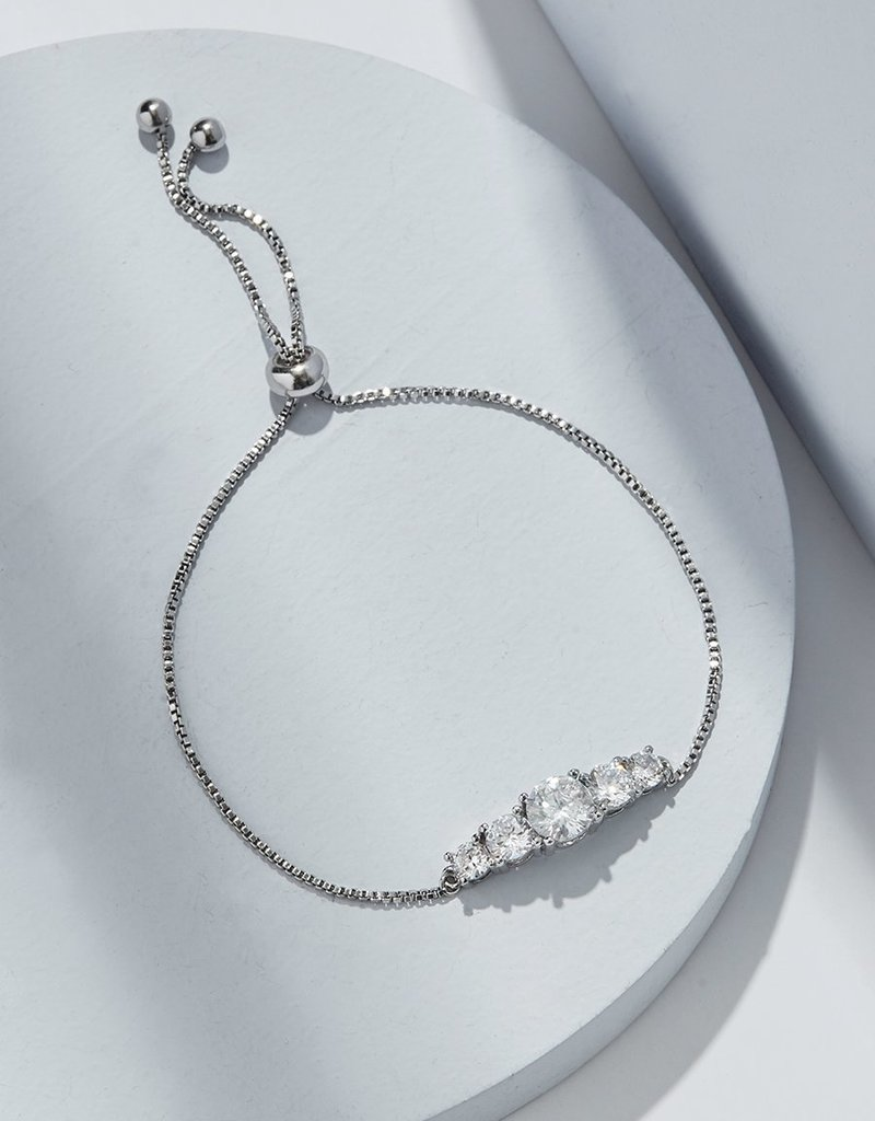 Olive & Piper Solitaire Bracelet