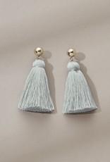 Olive & Piper Mini Tassel Earrings