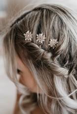 Luna & Stone Faye Rose Gold Hair Pin